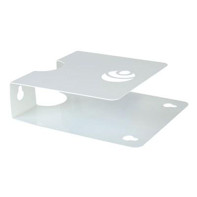 Полка для DVD и AV-техники KROMAX S-MONOw WHITE - фото 16046