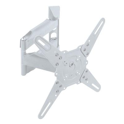 Настенный кронштейн для  телевизоров KROMAX ATLANTIS-40 WHITE - фото 16227