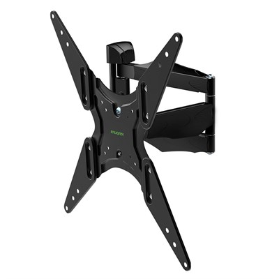 Настенный кронштейн для  телевизоров TUAREX OLIMP-404 BLACK - фото 16603