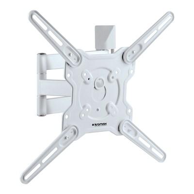 Настенный кронштейн для  телевизоров KROMAX OPTIMA-406W WHITE - фото 16710