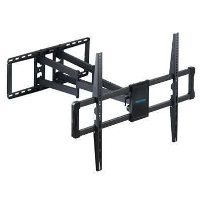 Настенный кронштейн для  телевизоров KROMAX ATLANTIS-75 BLACK - фото 17850