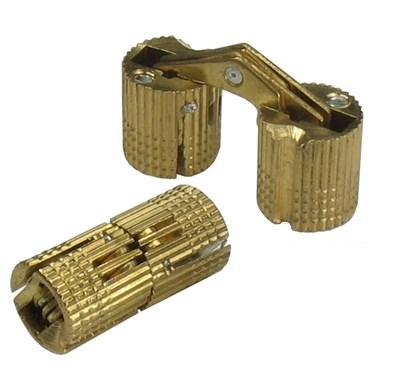 Петля ломберная скрытная цилиндрическая D16 мм (№П12) - фото 21240