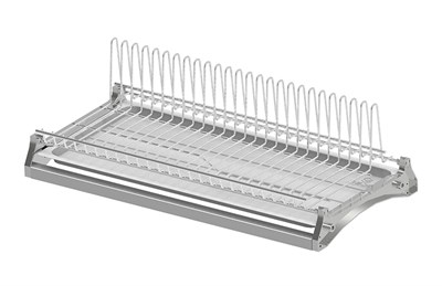 Посудосушитель одноуровневый REJS 500 (Польша хромированная сталь) - фото 21370