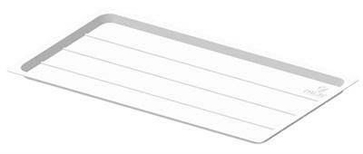 Поддон прозрачный для посудосушителя 400 мм - фото 21405