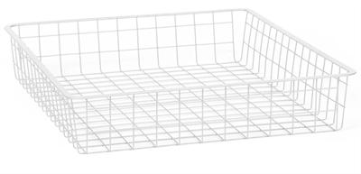 Сетчатая корзина для рамы (маленькая 410х555х85 мм) - фото 21549