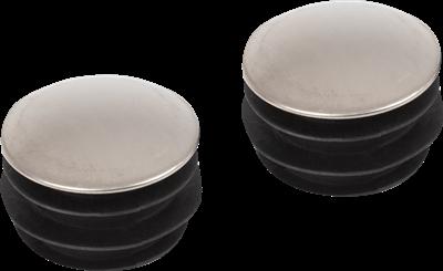 Комплект торцевых заглушек для перекладины (2 шт в упаковке) - фото 21906