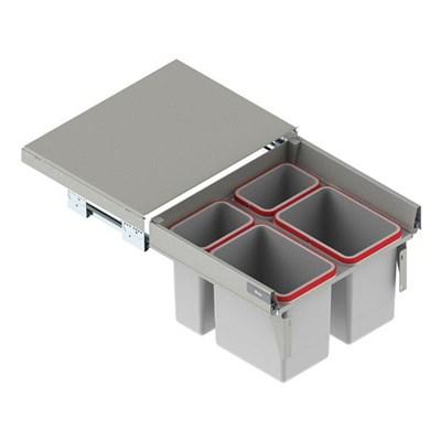 Система выкатных ведер REJS MAXIMA корпус 60 (Глубокий ящик) - фото 22207