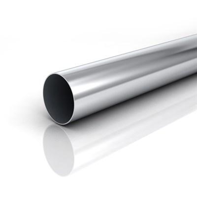Штанга круглая хром D50 (Толщина 1мм) - фото 24415