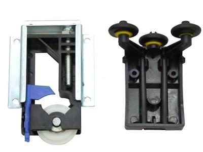 Комплект роликов накладных STANLEY (Для ДСП 16-18) - фото 24507