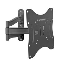 Настенный кронштейн для  телевизоров KROMAX TECHNO-3 GREY TITAN