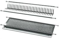 Посудосушитель INOX 400 (Италия,нержавеющая сталь)