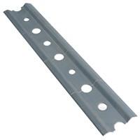 Крепежная полоса анодированная 2 м *33 мм (толщина 1,2 мм)
