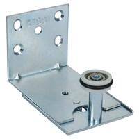 Нижний ролик для подвесной системы на внешнюю дверь (Длинный)