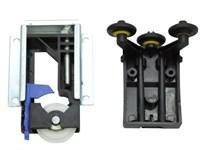 Комплект роликов накладных STANLEY (Для ДСП 16-18)